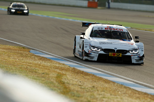 2014 DTM Championship Round 10 - Hockenheim, Germany 17th - 19th October 2014 Martin Tomczyk (GER) BMW Team Schnitzer BMW M4 DTM. World Copyright: XPB Images / LAT Photographic  ref: Digital Image 3353064_HiRes
