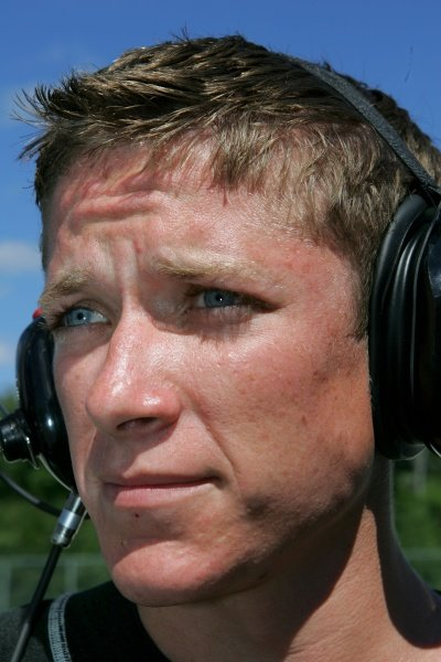 Ian Baas (USA) Alex Job Racing.American Le Mans Series, Rd7, Road America, Elkhart Lake, USA, 19-21 August 2005.DIGITAL IMAGE