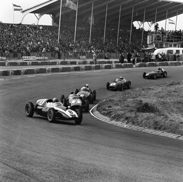 Zandvoort, Holland. 31st May 1959.
