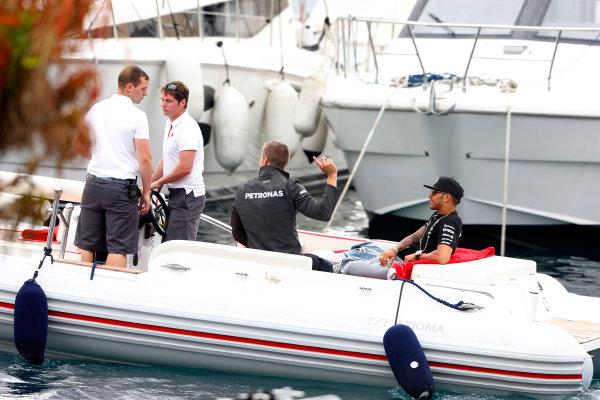 Monte Carlo, Monaco. Saturday 23 May 2015. World Copyright: Charles Coates/LAT Photographic. ref: Digital Image _J5R5098