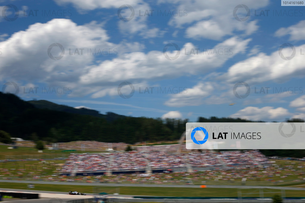 Red Bull Ring, Spielberg, Austria. Sunday 22 June 2014. Kevin Magnussen, McLaren MP4-29 Mercedes. World Copyright: Glenn Dunbar/LAT Photographic. ref: Digital Image _W2Q1947