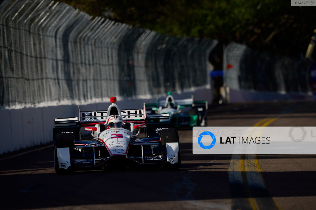 11-13 March, 2016, St Petersburg, Florida USA 3 Helio Castroneves ?2016, Richard Dole LAT Photo USA
