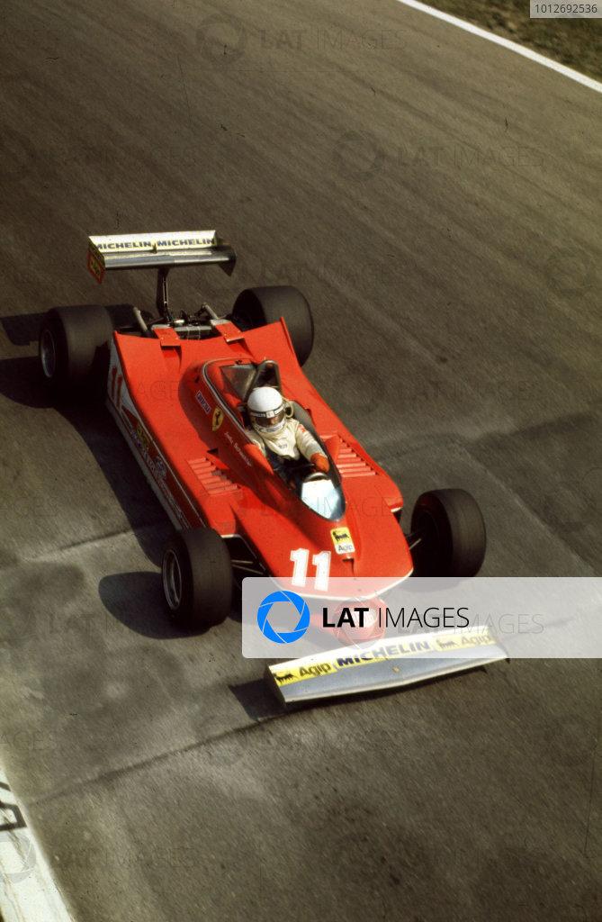 1979 Italian Grand Prix