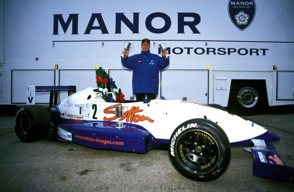 Kimi Raikkonen (FIN) Manor Motorsport won all the races in the series to win the championship.