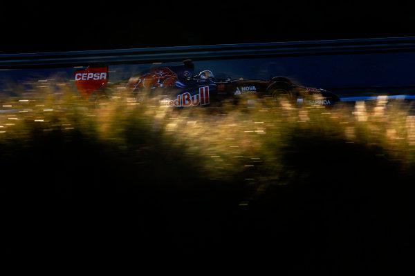 2014 F1 Pre Season Test 1 - Day 3 Circuito de Jerez, Jerez, Spain. Thursday 30 January 2014. Jean-Eric Vergne, Toro Rosso STR9 Renault. World Copyright: Andrew Ferraro/LAT Photographic. ref: Digital Image _79P1556