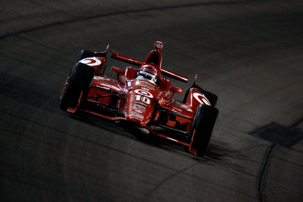 29-30 August, 2014, Fontana, California USA Tony Kanaan ©2014, Phillip Abbott LAT Photo USA