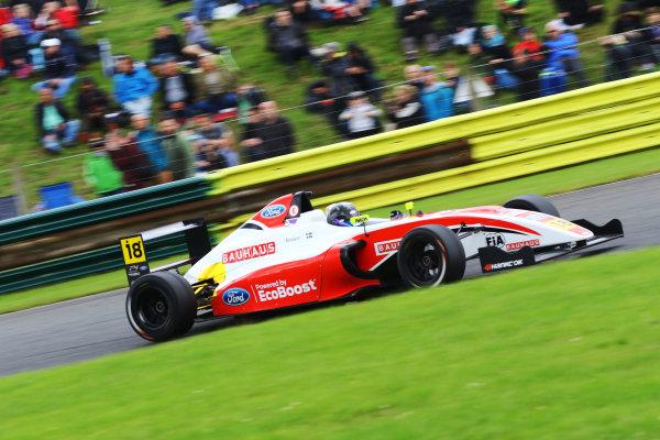 2017 British F4 Championship Croft, North Yorkshire. 10th-11th June 2017, Hampus Ericsson (SWE) Fortec Motorsports British F4 World copyright. JEP/LAT Images