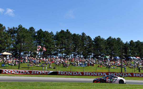 Pirelli World Challenge Grand Prix of Mid-Ohio Mid-Ohio Sports Car Course, Lexington, OH USA Saturday 29 July 2017 Peter Kox World Copyright: Richard Dole/LAT Images ref: Digital Image RD_MIDO_17_144