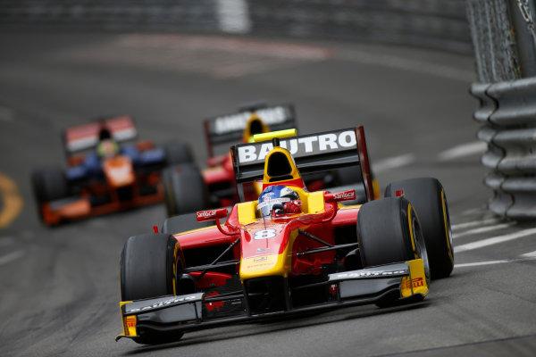 2013 GP2 Series. Round 4.  Monte Carlo, Monaco. 54th May 2013. Saturday Race. Fabio Leimer (SUI, Racing Engineering). Action.  World Copyright: Glenn Dunbar/GP2 Series Media Service. Ref: _89P2766