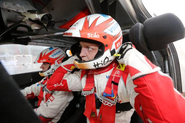 2013 World Rally Championship Rally Mexico 7th - 10th March 2013 Mikko Hirvonen, Citroen, portrait Worldwide Copyright: McKlein/LAT