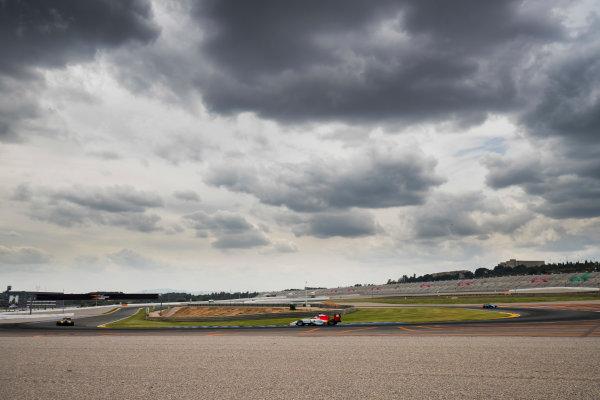 GP3 Testing Valencia