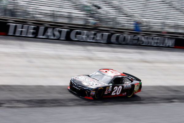 NASCAR Xfinity Series Fitzgerald Glider Kits 300 Bristol Motor Speedway, Bristol, TN USA Friday 21 April 2017 Erik Jones, Reser's American Classic Toyota Camry World Copyright: Lesley Ann Miller LAT Images