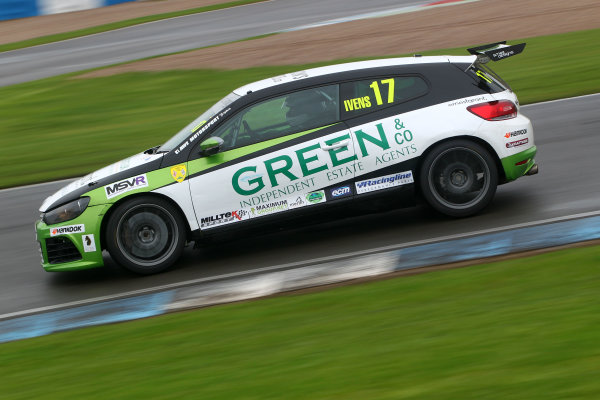 2016 VW Cup Championship, Donington Park 10th-11th September 2016 Paul Ivens (GBR)  World Copyright. Jakob Ebrey/LAT Photographic