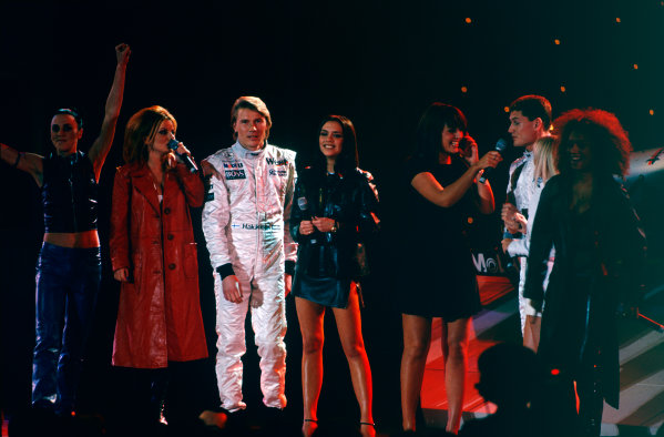 Alexandra Palace, London, England. 13th February 1997.
