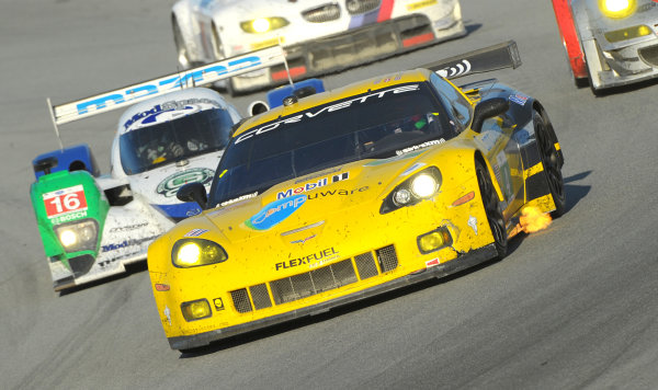 16-18 September, 2011, Monterey, California USA#4 Corvette Racing Chevy Corvette C6 ZR1(c)2011,  Dan R. Boyd  LAT Photo USA