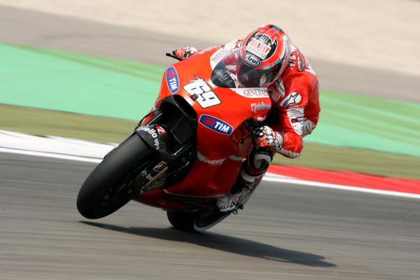 Holland Assen 24-26 JuneNicky Hayden Ducati Marlboro Team
