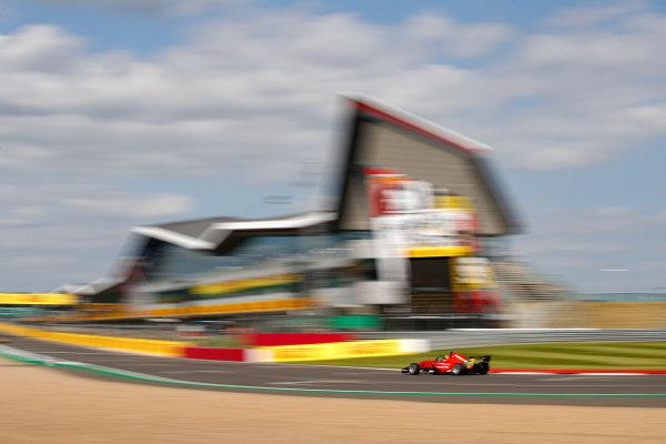 Belen Garcia (ESP) Qualifying Silverstone