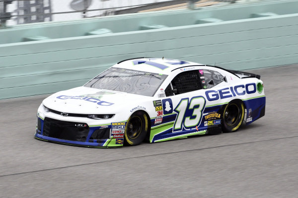 #13: Ty Dillon, Germain Racing, Chevrolet Camaro GEICO