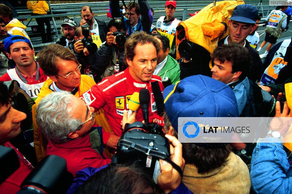 1995 Belgian Grand Prix.