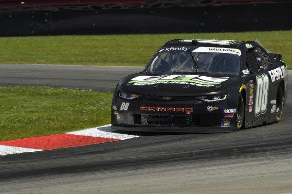 #08: Gray Gaulding, SS Green Light Racing, Chevrolet Camaro