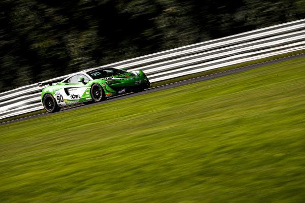 #90 Jack Brown / Ashley Marshall - Balfe Motorsport McLaren 570S GT4