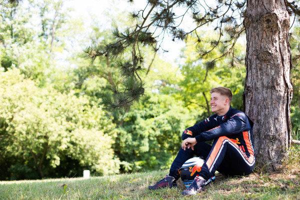 HUNGARORING, HUNGARY - AUGUST 01: Juri Vips (EST, Hitech Grand Prix) during the Hungaroring at Hungaroring on August 01, 2019 in Hungaroring, Hungary. (Photo by Joe Portlock / LAT Images / FIA F3 Championship)