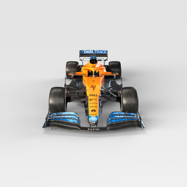 2021 MCL35M front nose elevated