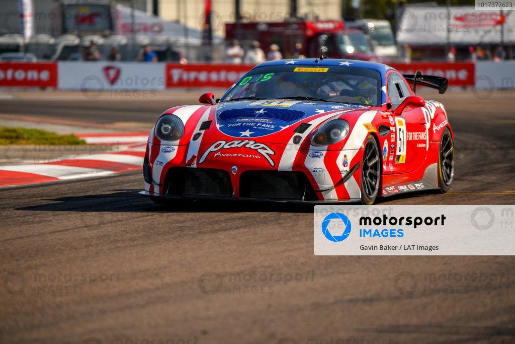 Preston Calvert, Team Panoz Racing Panoz Avezzano GT