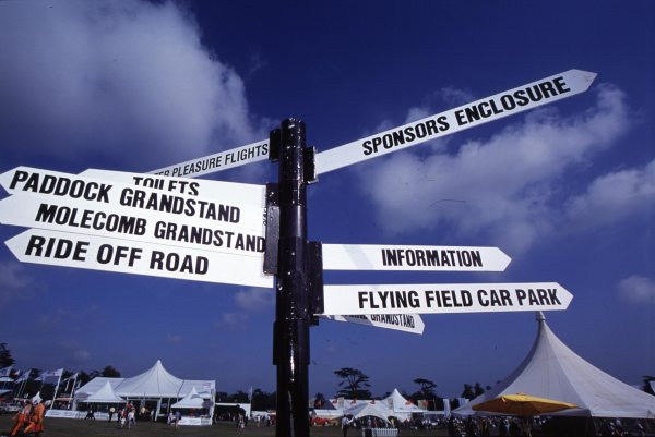 2001 Goodwood Festival of Speed