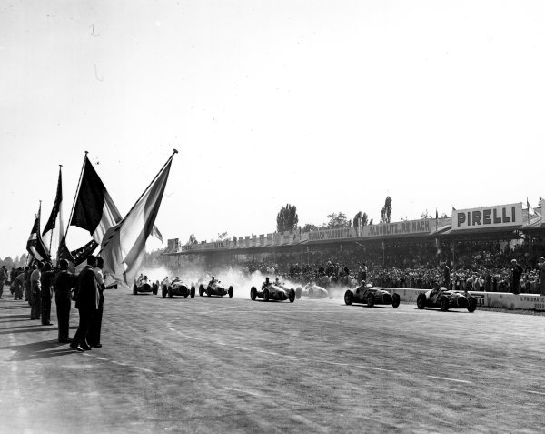 1949 Italian Grand Prix.