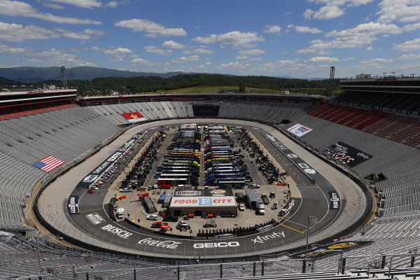 A general view of the track, Copyright: Kevin C. Cox/Getty Images.