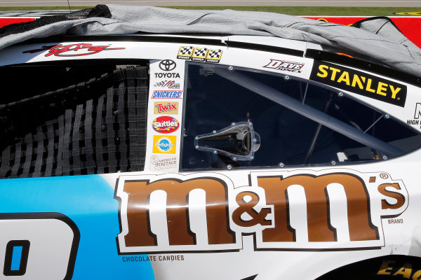10-12 June, 2016, Brooklyn, Michigan USA Kyle Busch, M&M's RWB Toyota Camry ?2016, Russell LaBounty LAT Photo USA