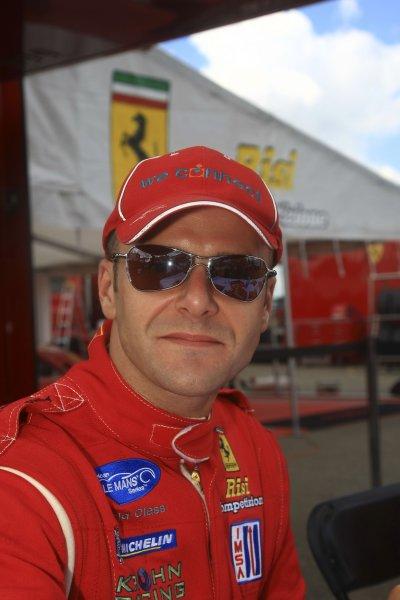 19-21  July, 2007, Lexington, Ohio USAGianmaria Bruni of Risi Ferrari.©2007, Richard Dole, USA, LAT Photographic