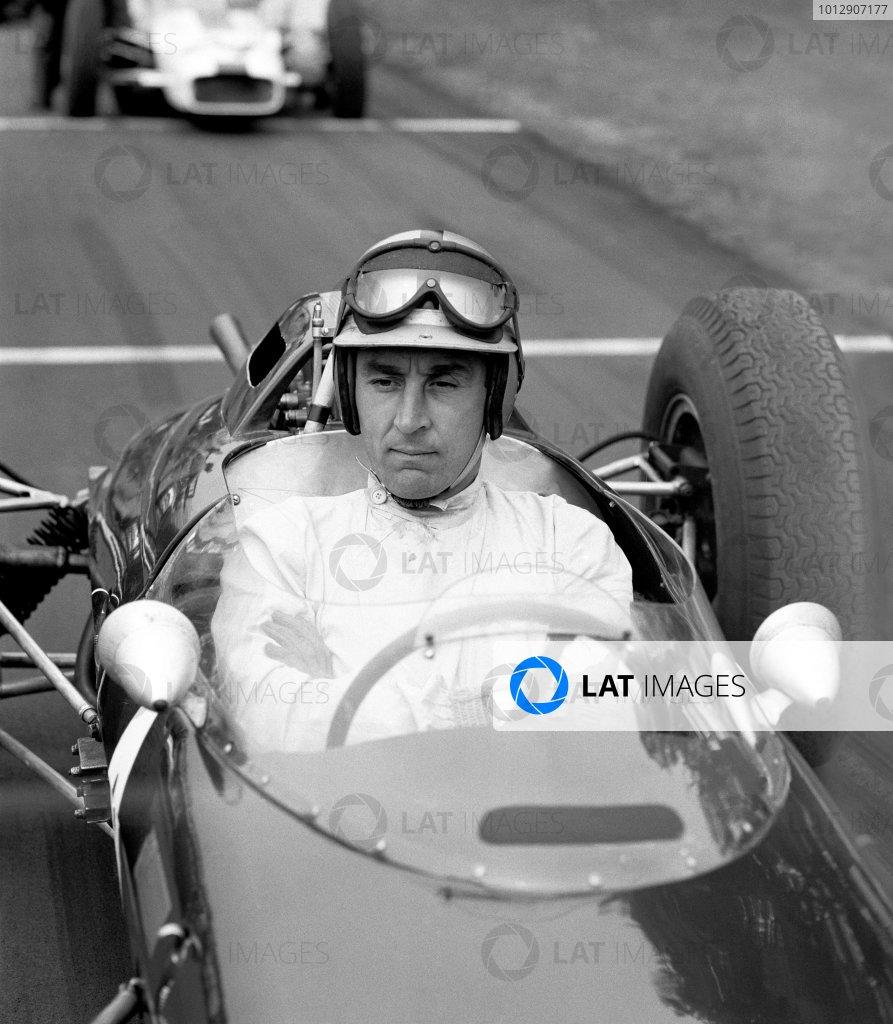 1962 Formula 1 Racing.Roy Salvadori, portrait.World Copyright: LAT PhotographicRef: LAT negative 10291