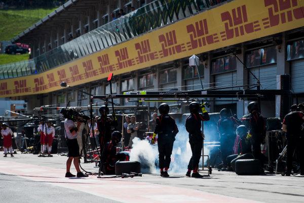 2017 FIA Formula 2 Round 5. Red Bull Ring, Spielberg, Austria. Saturday 8 July 2017. Nobuharu Matsushita (JPN, ART Grand Prix).  Photo: Zak Mauger/FIA Formula 2. ref: Digital Image _56I3125