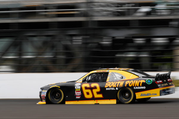 NASCAR XFINITY Series Lilly Diabetes 250 Indianapolis Motor Speedway, Indianapolis, IN USA Friday 21 July 2017 Brendan Gaughan, South Point Hotel & Casino Chevrolet Camaro World Copyright: Michael L. Levitt LAT Images
