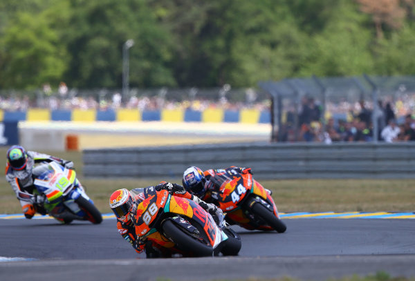 2017 Moto2 Championship - Round 5 Le Mans, France Sunday 21 May 2017 Ricard Cardus, Red Bull KTM Ajo World Copyright: Gold & Goose Photography/LAT Images ref: Digital Image 671778