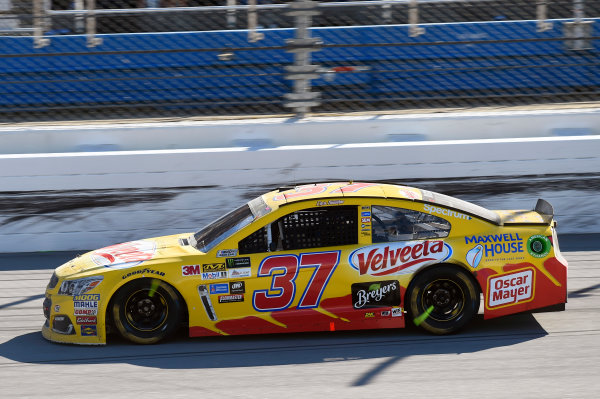 Monster Energy NASCAR Cup Series GEICO 500 Talladega Superspeedway, Talladega, AL USA Sunday 7 May 2017 Chris Buescher, JTG Daugherty Racing, Bush's Beans Chevrolet SS World Copyright: Nigel Kinrade LAT Images ref: Digital Image 17TAL1nk07384