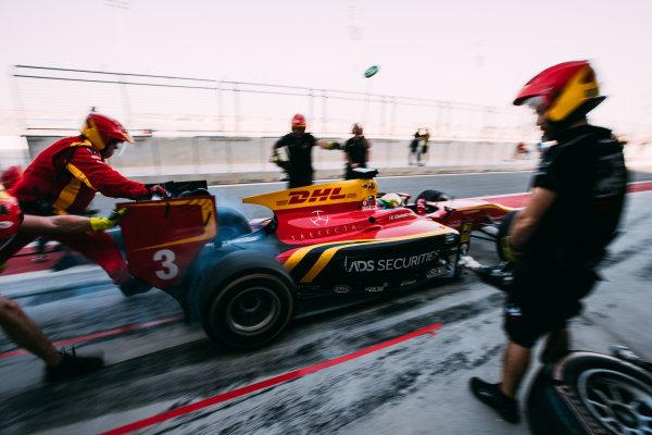 Bahrain International Circuit, Sakhir, Bahrain. Friday 31 March 2017 Louis Deletraz (SUI) Racing Engineering  Photo: Malcolm Griffiths/FIA Formula 2 ref: Digital Image MALC1710