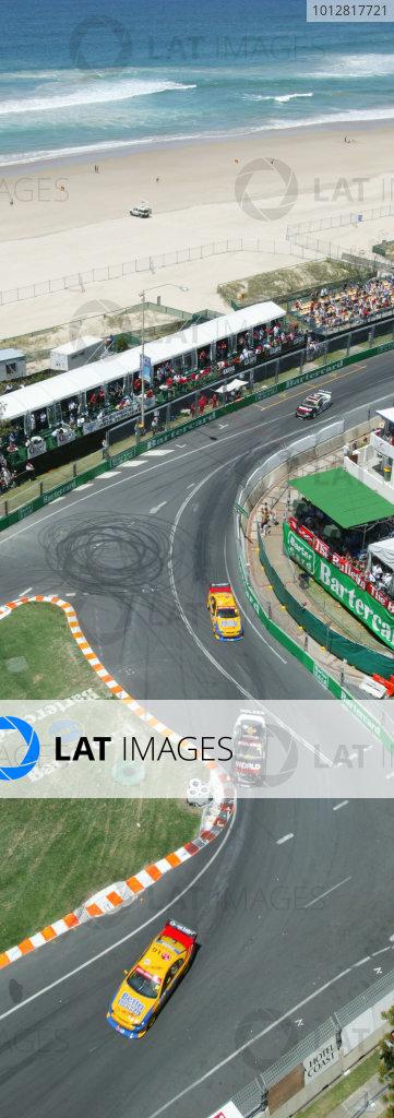 2003 Australian V8 SupercarsSurfers Paradise, Australia. October 25th 2003.