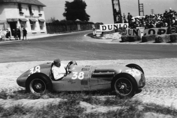 1951 French Grand Prix.