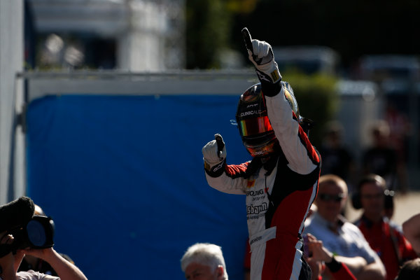 2015 GP3 Series Round 6. Autodromo di Monza, Italy. Sunday 6 September 2015.Marvin Kirchhofer (GER, ART Grand Prix)  World Copyright: Sam Bloxham/LAT Photographic. ref: Digital Image _SBL3709