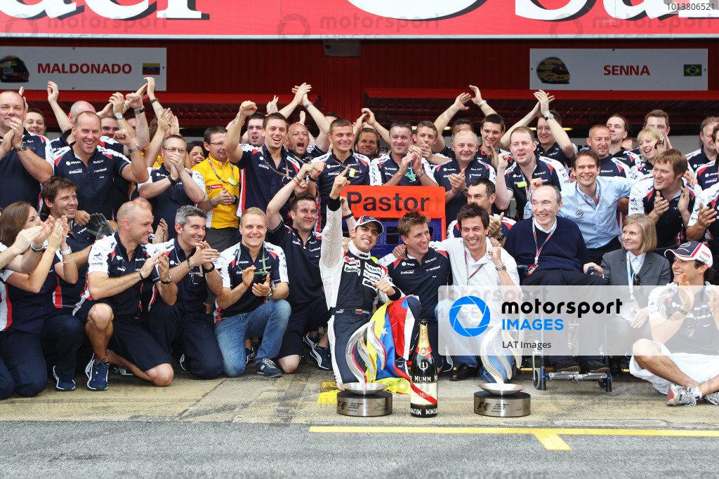 2012 Spanish Grand Prix - Sunday