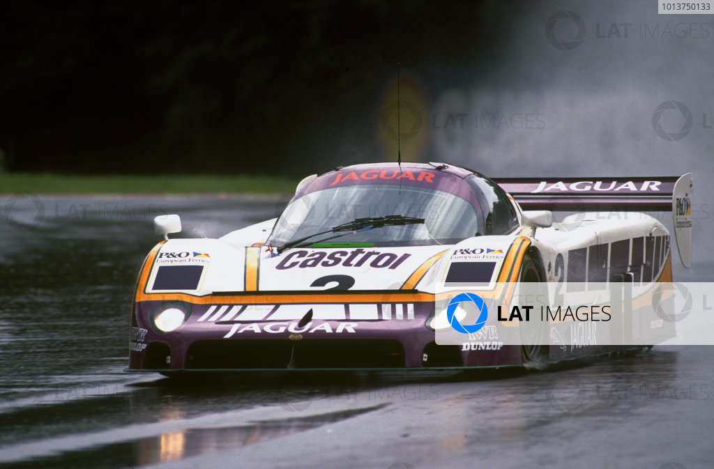 Spa-Francorchamps, Belgium. 18th September 1988. Rd 9.
