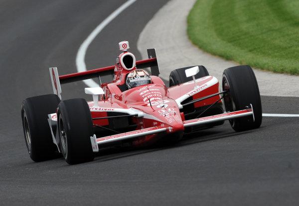 15-21 MAY, 2010, Indianapolis, Indiana, USA#9 Target Chip Ganassi Racing's Scott Dixon.©Dan R. Boyd, USA LAT Photographic
