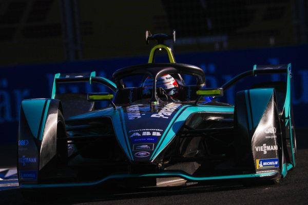 Nelson Piquet Jr. (BRA), Panasonic Jaguar Racing, Jaguar I-Type 3
