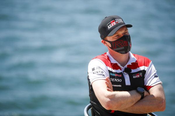 Jari-Matti Latvala, Team Principal, Toyota Gazoo Racing WRT