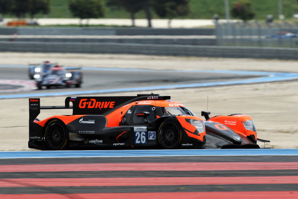 #26 Aurus 01 - Gibson / G-DRIVE RACING / Roman Rusinov / Franco Colapinto / Nyck de Vries