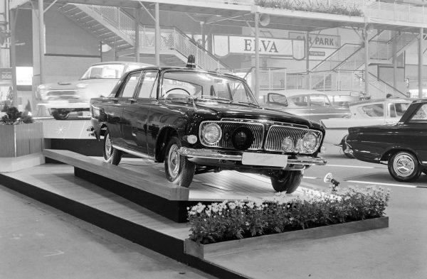Ford Zephyr.