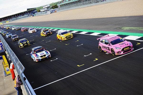 Silverstone Circuit, Northants, England